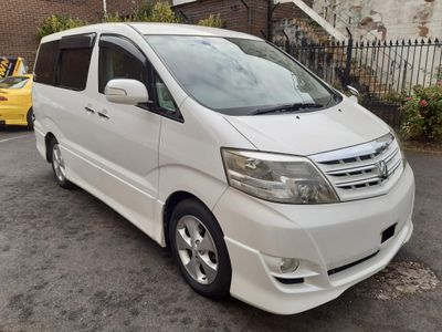 Toyota Alphard Unlisted 3.0 MS