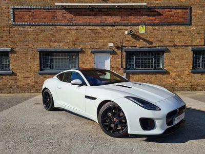 Jaguar F-Type Coupe 2.0i R-Dynamic Auto (s/s) 2dr