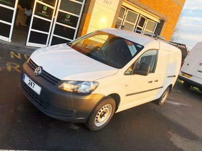 VOLKSWAGEN CADDY MAXI Panel Van {Edition unlisted}