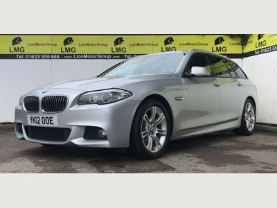 BMW 5 SERIES Estate 2.0 520d BluePerformance M Sport Touring 5dr