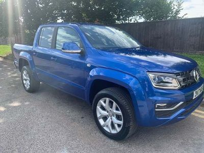 Volkswagen Amarok Pickup 3.0 TDI V6 BlueMotion Tech Aventura Double Cab Pickup Auto 4Motion (s/s) 4dr