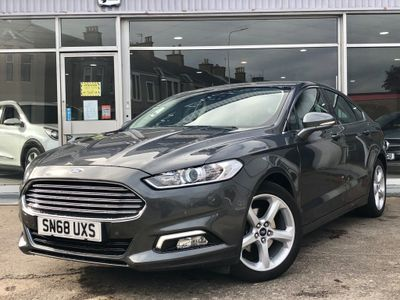 Ford Mondeo Hatchback 1.5T EcoBoost Titanium Edition Auto (s/s) 5dr