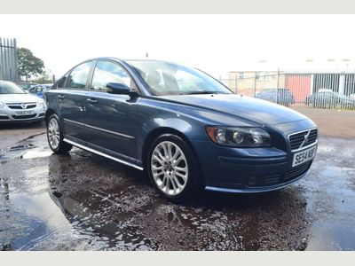 Volvo S40 Saloon 1.8 Sport 4dr