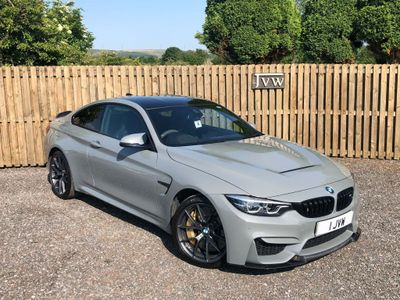 BMW M4 Coupe 3.0 BiTurbo CS DCT (s/s) 2dr