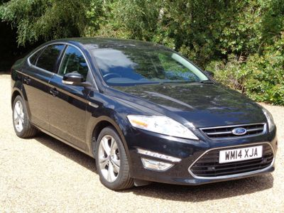 Ford Mondeo Hatchback 1.6 T EcoBoost Titanium X Business (s/s) 5dr