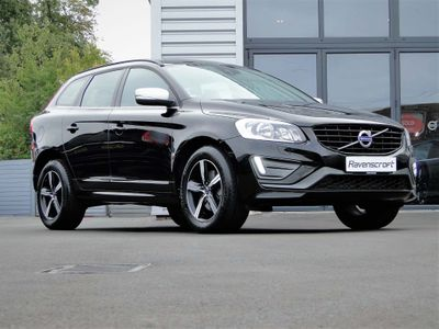 Volvo XC60 SUV 2.0 T5 R-Design Lux Nav Geartronic (s/s) 5dr