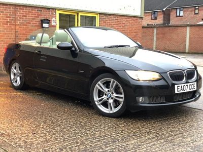 BMW 3 Series Convertible 3.0 335i SE 2dr