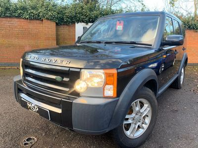 Land Rover Discovery 3 SUV 2.7 TD V6 GS 5dr