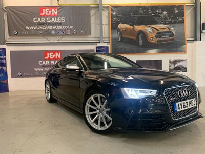 Audi RS5 Coupe 4.2 FSI S Tronic quattro 3dr