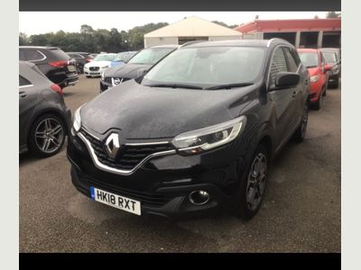 Renault Kadjar SUV 1.5 dCi Dynamique S Nav (s/s) 5dr