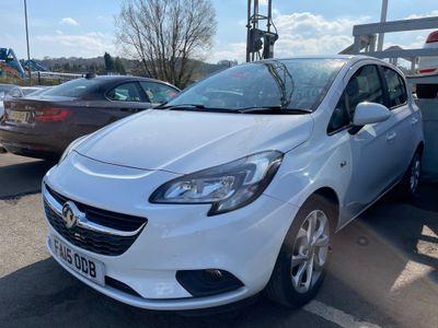 Vauxhall Corsa Hatchback 1.2i Excite 5dr (a/c)