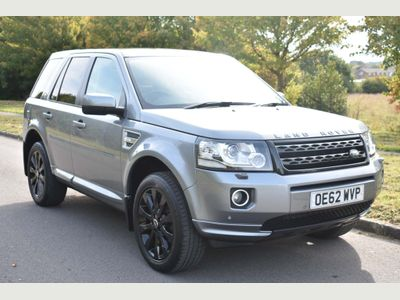 Land Rover Freelander 2 SUV 2.2 SD4 HSE Luxury 4X4 5dr