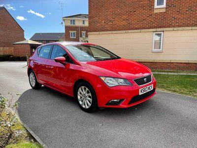 SEAT Leon Hatchback 1.6 TDI CR SE (s/s) 5dr