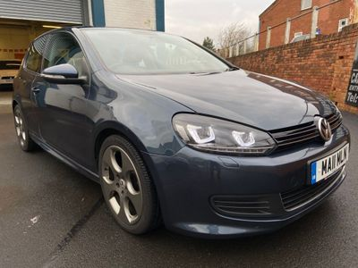 Volkswagen Golf Hatchback 1.6 TDI BlueMotion Tech 3dr