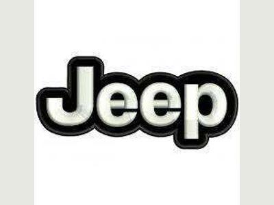 Jeep Wrangler SUV 2.8 CRD Overland Auto 4WD 2dr