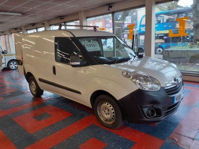 Vauxhall Combo Panel Van 1.3 CDTi 2000 16v Panel Van 5 Doors