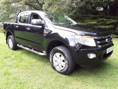 Ford Ranger Pickup 2.2 TDCi XLT Double Cab Pickup 4x4 4dr (EU5)