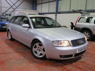 Audi A6 Avant Estate 1.9 TDI Final Edition CVT 5dr