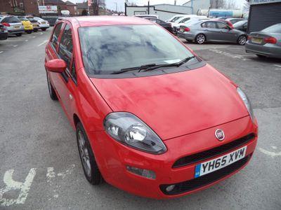 Fiat Punto Hatchback 1.4 Easy + (s/s) 5dr