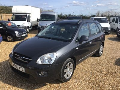 Kia Carens MPV 2.0 GS 5dr (7 Seats)
