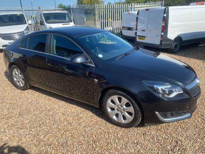 Vauxhall Insignia Hatchback 1.6 CDTi ecoFLEX SRi (s/s) 5dr