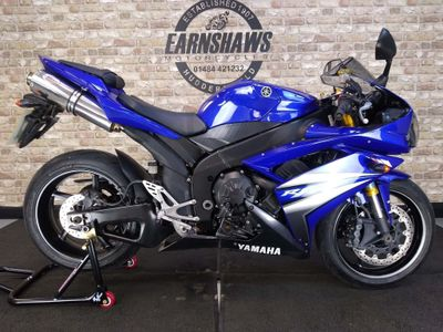 Yamaha R1 Super Sports 1000