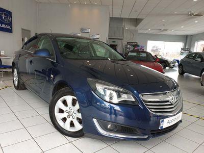 Vauxhall Insignia Saloon 2.0 CDTi SRi Auto 4dr