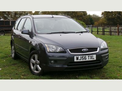 Ford Focus Estate 2.0 Zetec Climate 5dr