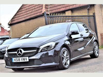 Mercedes-Benz A Class Hatchback 2.1 A200d Sport Edition (s/s) 5dr