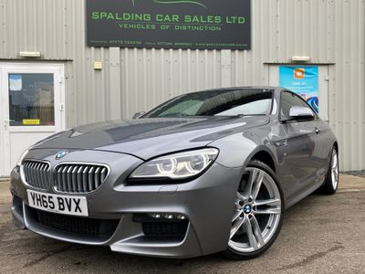 BMW 6 Series Coupe 4.4 650i V8 M Sport Steptronic 2dr
