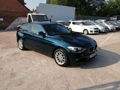 BMW 1 Series Hatchback 1.6 114i SE Sports Hatch (s/s) 5dr