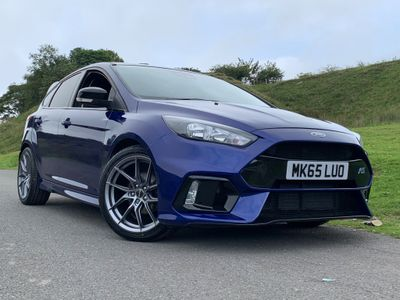Ford Focus Hatchback RS Replica 1.0 Titanium Nav DAB