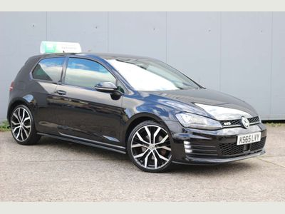 Volkswagen Golf Hatchback 2.0 TDI BlueMotion Tech GTD 3dr