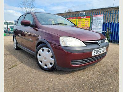 Vauxhall Corsa Hatchback 1.2 i 16v Elegance 5dr (a/c)