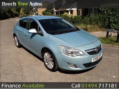 Vauxhall Astra Hatchback 1.6 16v Elite Auto 5dr