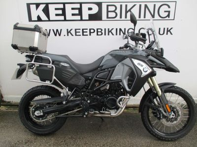 BMW F800GS Adventure 800 GS Adventure TE ABS