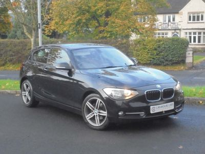 BMW 1 Series Hatchback 1.6 114d Sport Sports Hatch (s/s) 3dr