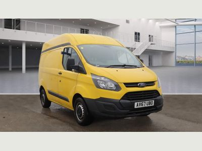 Ford Transit Custom Unlisted 2.0 High Roof
