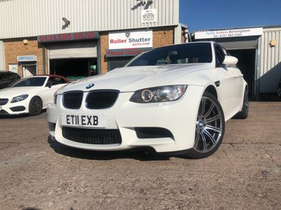 BMW M3 Saloon 4.0 V8 M DCT 4dr