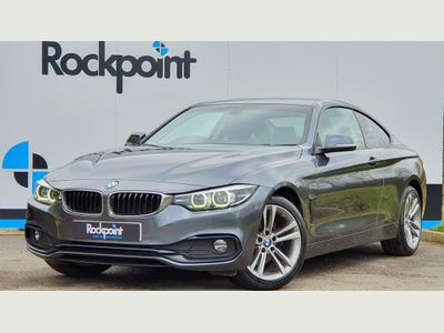 BMW 4 Series Coupe 2.0 420d Sport (s/s) 2dr