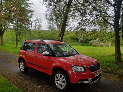 SKODA Yeti SUV 2.0 TDI SE L Outdoor (s/s) 5dr