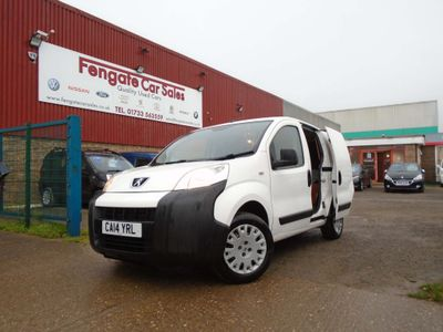 Peugeot Bipper Panel Van 1.3 HDi SE Panel Van 3dr