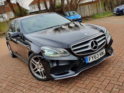 Mercedes-Benz E Class Saloon 2.1 E300dh BlueTEC AMG Sport 7G-Tronic Plus 4dr