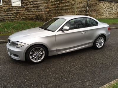 BMW 1 Series Coupe 2.0 120i M Sport 2dr