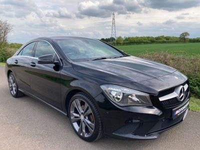 Mercedes-Benz CLA Class Coupe 1.6 CLA180 Sport (s/s) 4dr