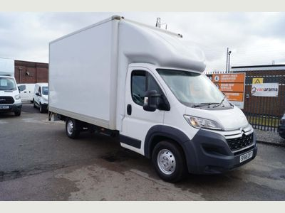 Citroen Relay Luton 2.0HDi 160 LUTON LWB TAIL-LIFT EURO6