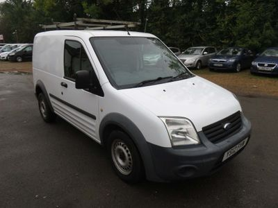 Ford Transit Connect Panel Van 1.8 TDCi T220 SWB Panel Van 4dr DPF