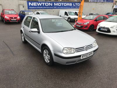Volkswagen Golf Hatchback 1.6 Match 5dr