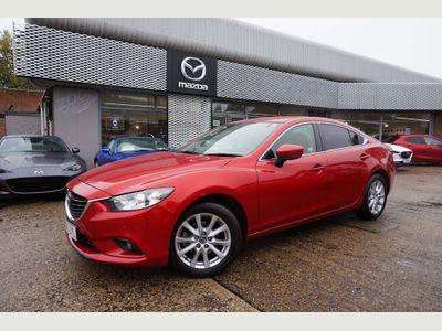Mazda Mazda6 Saloon 2.0 SKYACTIV-G SE-L Nav (s/s) 4dr