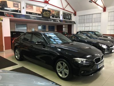 BMW 3 Series Saloon 1.5 318i Sport Auto (s/s) 4dr